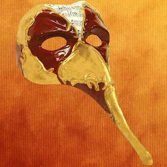 Picture of Venetian Mask Zanni