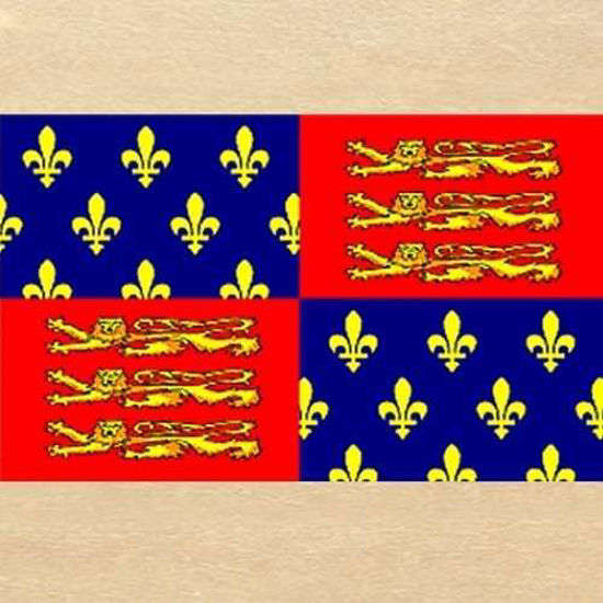 Picture of King Edward III Flag
