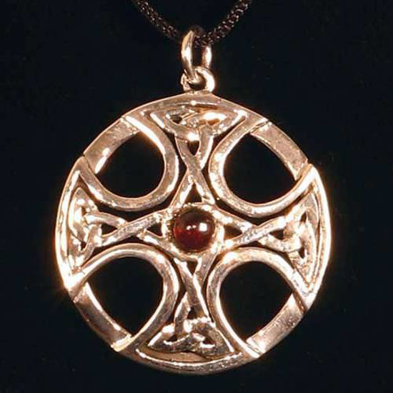 Picture of Cross of the Isles Pendant