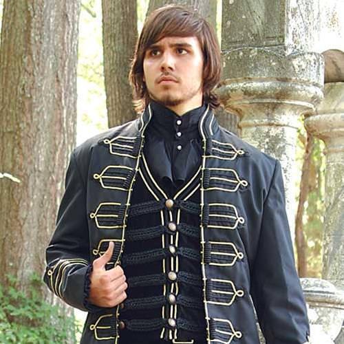 Picture of Gentleman's Overcoat