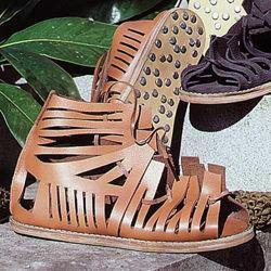 Roman Sandals with Hobnails