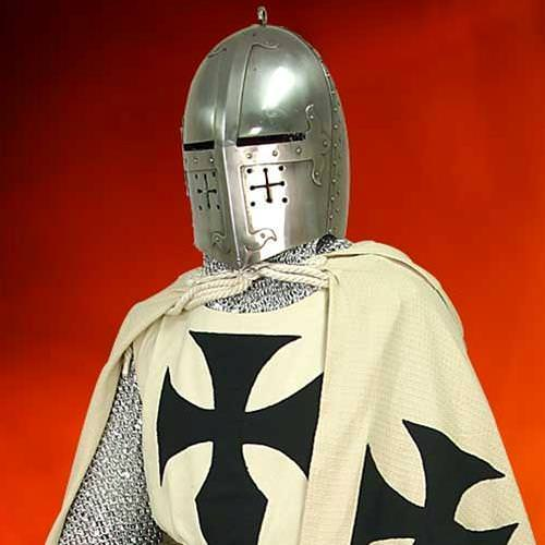 Picture of Teutonic Knight's Cotton Sleeveless Tunic
