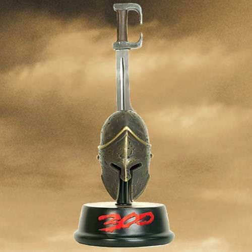 """Picture of """"300"""" Spartan Letter Opener"""