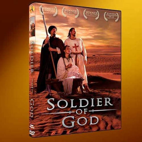 "Picture of ""Soldier of God"" DVD"