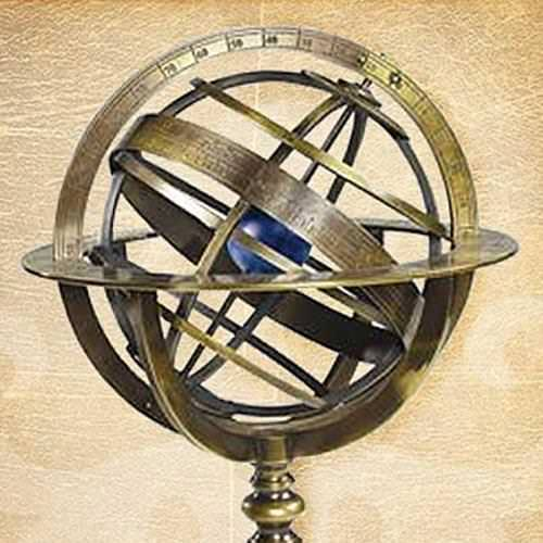 Picture of Bronze Armillary Dial