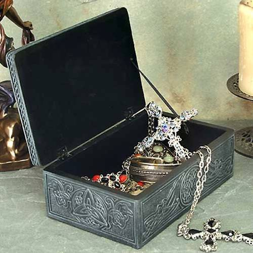 Picture of Celtic Cross Box