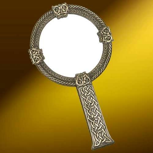 Picture of Celtic Hand Mirror