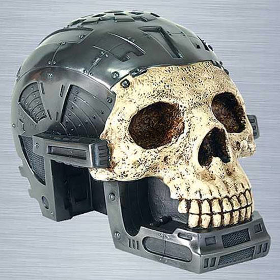 Picture of Cyborg Skull
