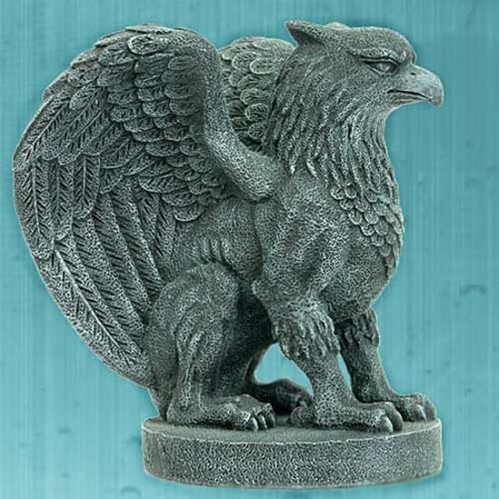 Picture of Griffin Statue