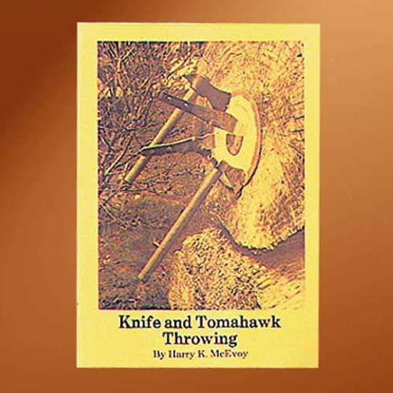 "Picture of ""Knife & Tomahawk Throwing"" Book"