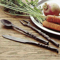 Picture of Iron Feasting Utensil Set