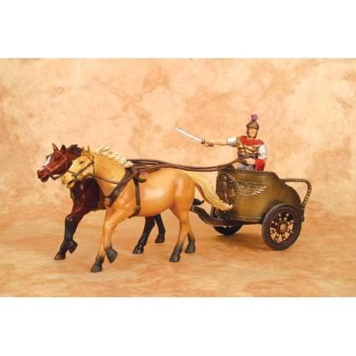 Picture of Roman Chariot Toy Figure