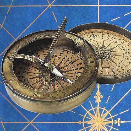 Picture of Sundial Compass