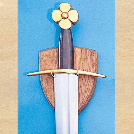 Picture of Sword Display Plaque