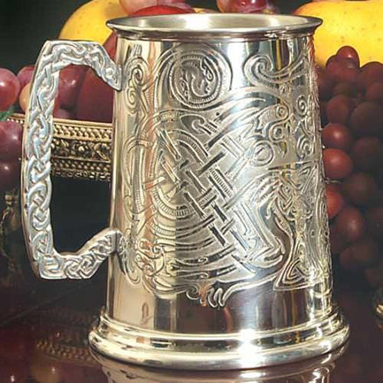 """Picture of Viking Tankard """"The Cernummos"""""""