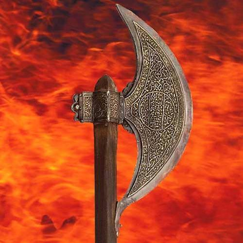 Picture of Saracen War Axe