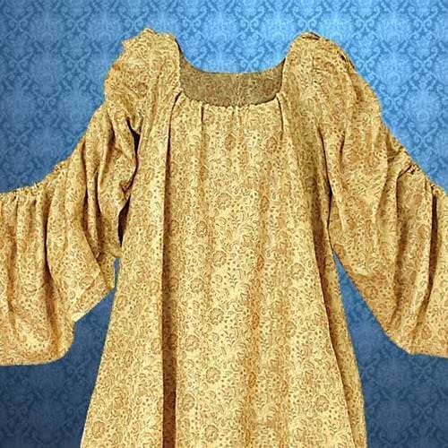 Picture of Royal Gold Chemise