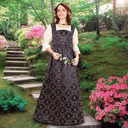 Picture of Fleur de Lis Overdress