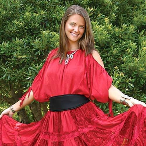 Picture of Gypsy Skirt & Blouse