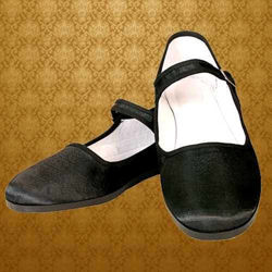 Picture of Lady Jane Silk Shoes