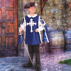 Picture of Musketeer Tabard for Boys