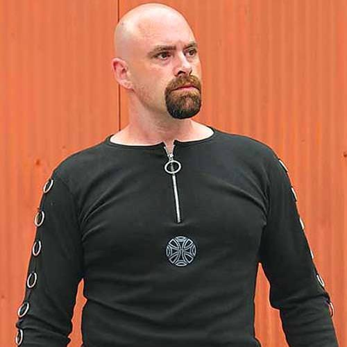 Picture of Celtic Biker Long Sleeved T-Shirt
