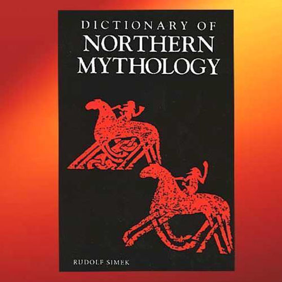 "Picture of ""Dictionary of Northern Mythology"""