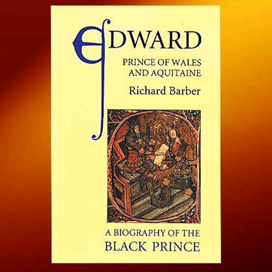 "Picture of ""Edward Prince of Wales and Aquitaine"" Book"