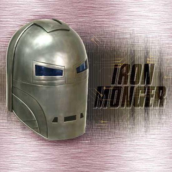 Picture of Iron Man The Movie: Iron Monger Helmet