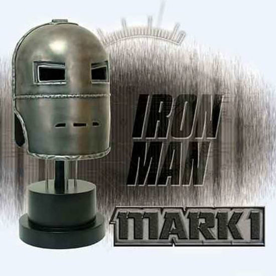 Picture of Iron Man The Movie: Mark 01 Helmet