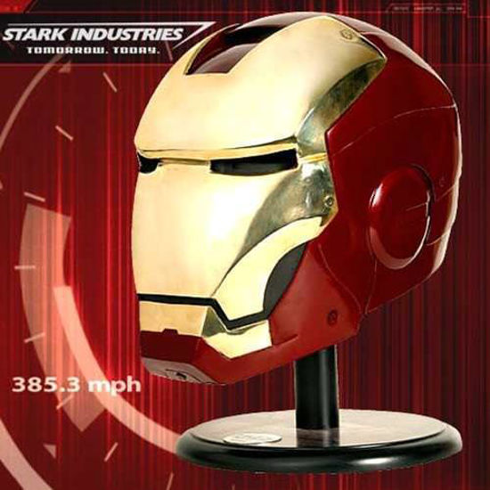 Picture of Iron Man The Movie: Mark 03 Helmet