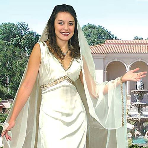Picture of Athenian Gown
