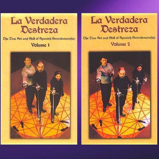 Picture of Spanish Swordsmanship VHS Volumes 1 & 2