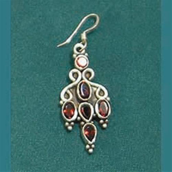 Picture of Sterling Beauty Renaissance Earrings