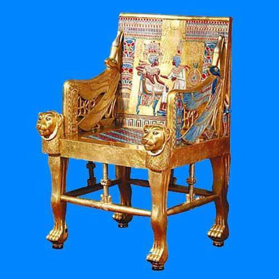 Picture of Egyptian King's Throne