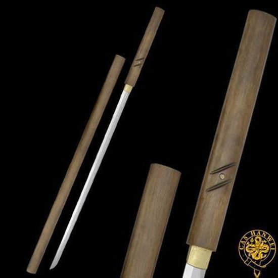 Picture of Zatoichi Stick Sword, Forged