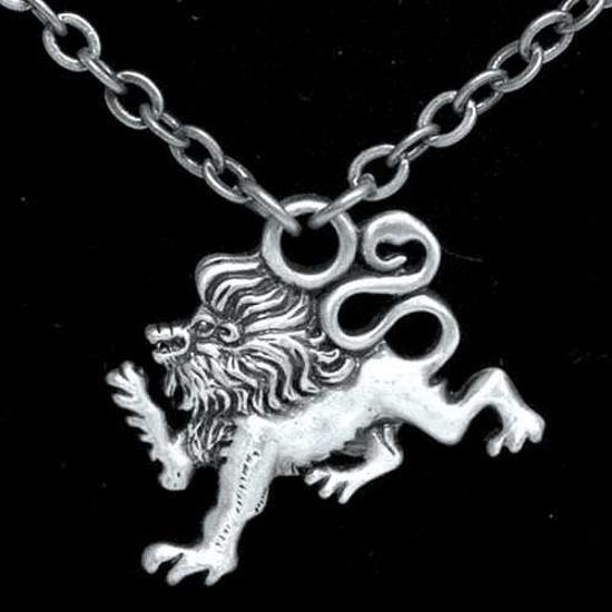 Picture of Rampant Lion Pendant