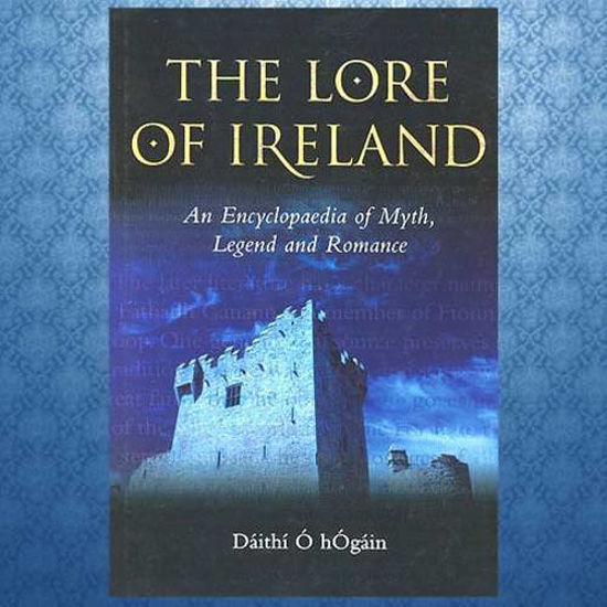 "Picture of ""The Lore Of Ireland"" Book"