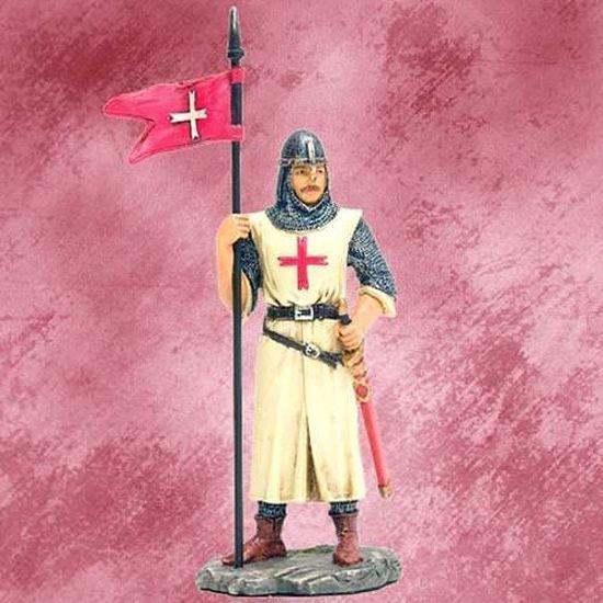 Picture of European Crusader Figurine