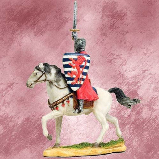 Picture of English Knight Figurine
