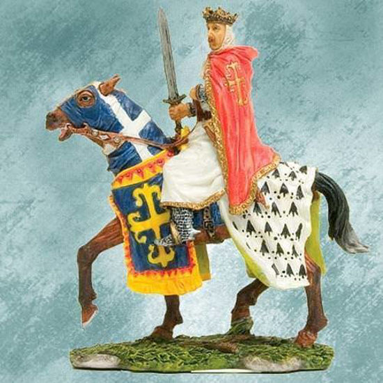Picture of Royal Horseman Figurine