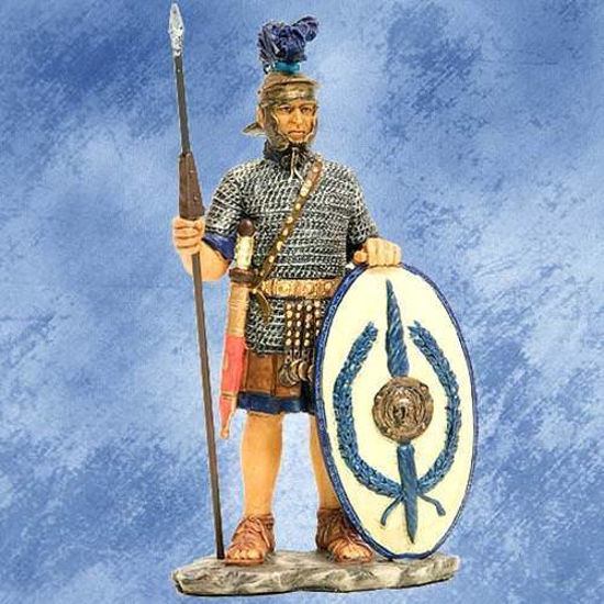 Picture of Roman Legionnaire Man of War Figurine