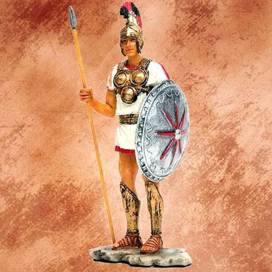 Picture of Etruscan Warrior Figurine
