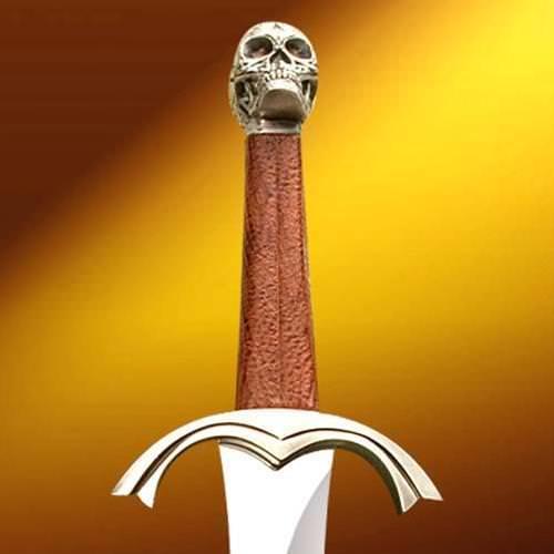 Picture of Celtic Skull Dagger