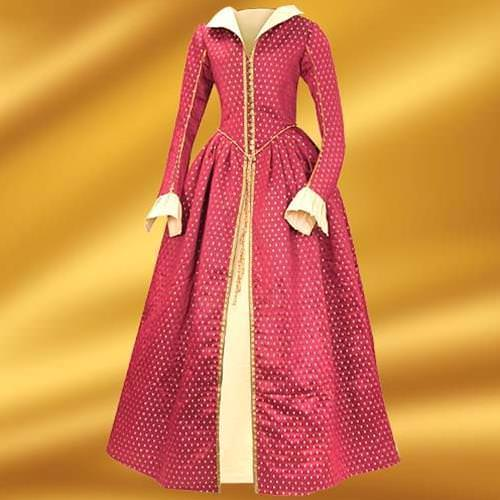 Picture of Queen of Scots Gown