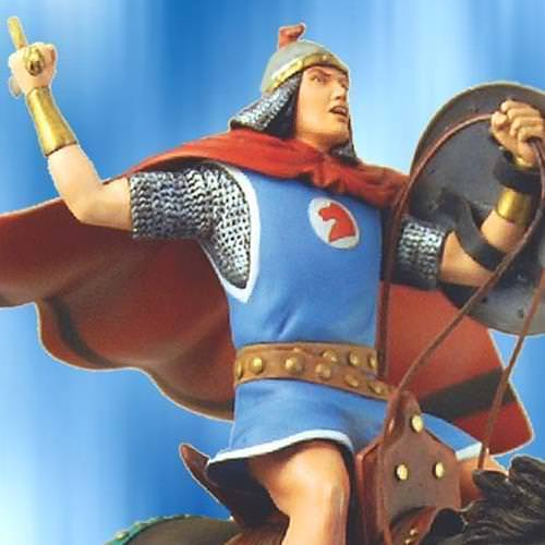Picture of Prince Valiant Statue Dark Horse Comics