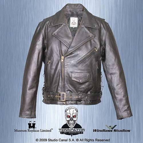 Picture of Terminator Leather Jacket
