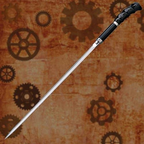 Picture of Buffalo Horn Sword Cane