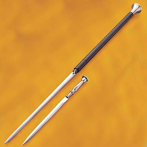 Picture of Stiletto with Rapier Cane