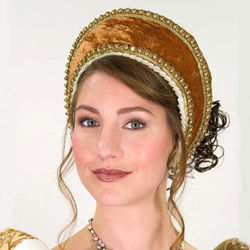 Picture of Tudor French Hood
